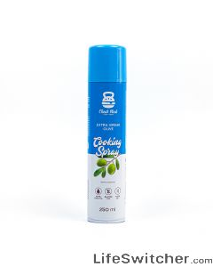Cooking spray extra virgin olive 250ml